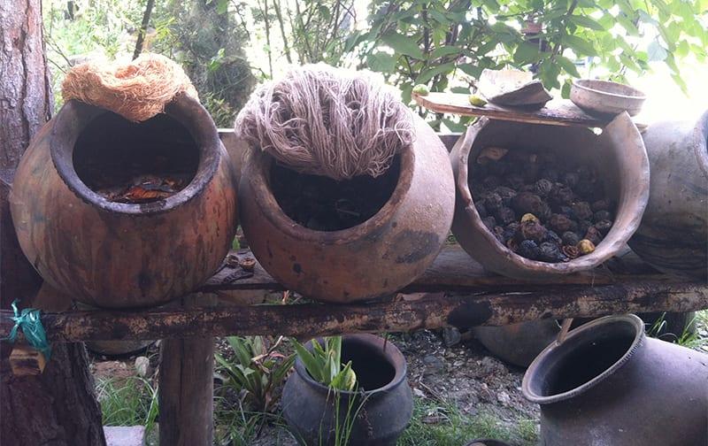 Art of Weaving Ikat Shawls Designated Intangible Cultural Heritage Pachacuti