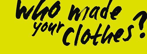 Fashion Revolution Day Pachacuti