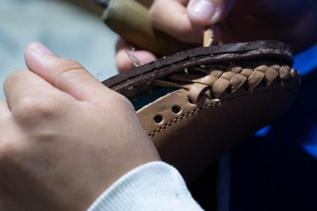 Shoe Guide Pachacuti